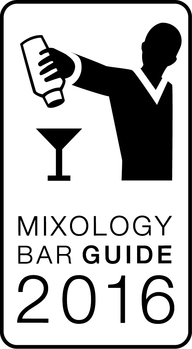 Mixology Bar Guide 2016
